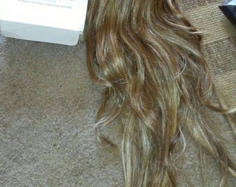 Beautiful New Vintage Raquel Welch Wig Long Fall
