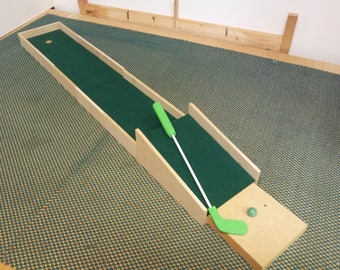 "Custom  5"" Table Top Mini Golf Game"