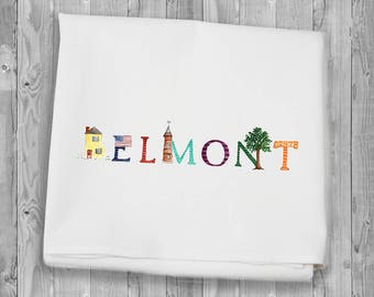 Flour Sack Towels: Belmont for kitchen and bar