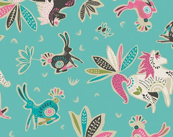 Tallinn ~ Jessica Swift ~ Art Gallery Fabrics ~ By the Yard ~ Fat Quaters ~ 1/2 Yard Cuts ~ Zirkusbau Candy TAL-75305