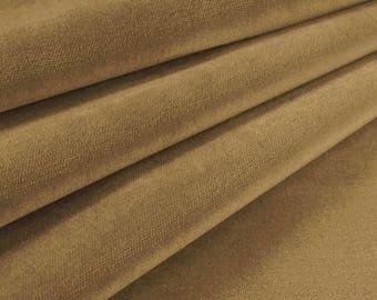 Velvet Upholstery Fabric Como 525 Antique