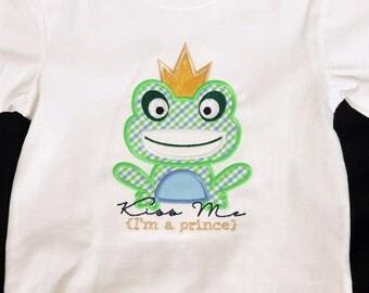 Frog Prince Shirt