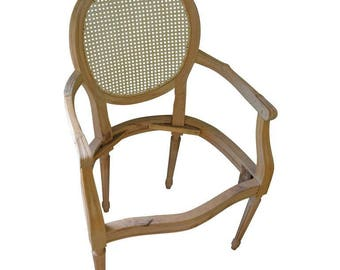 Dining Chair for Home and Restaurant in French Country Style
