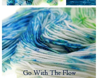 Made To Order Pick Your Base Kettle Dyed - Go With The Flow