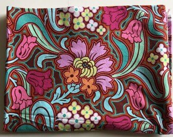 "Amy Butler ""Disco Flowers"" Fabric 1.5 YARDS"