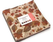 """Endangered Sanctuary Flannel Layer Cake 10"""" Squares From Holly Taylor and Moda"""