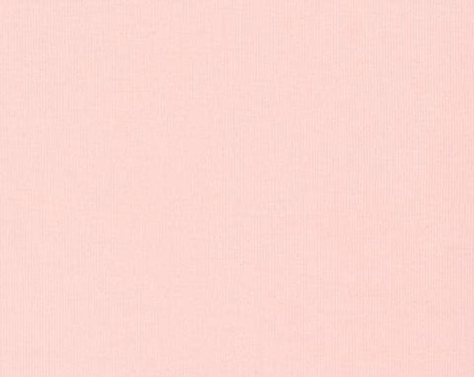 Organic CORDUROY Fabric - Cloud9 Spring Quartet - Blush