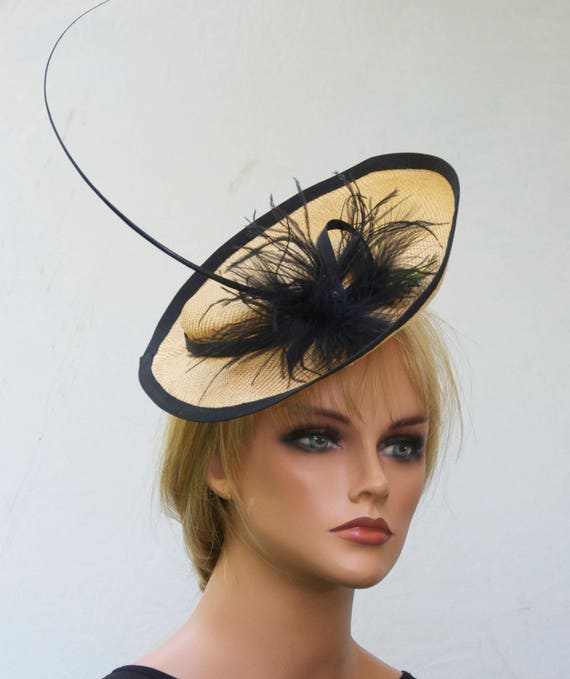 Derby Fascinator, Kentucky Derby Hat, Derby Fascinator Hat, Formal Hat, headpiece