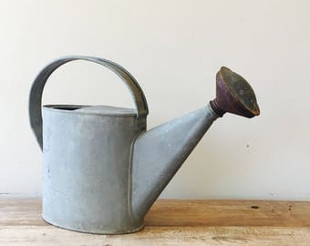 Vintage Texas Watering Can