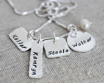4 names • mixed shapes