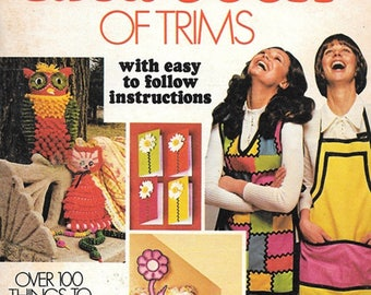 Christmas Idea Book of Trims by Wrights