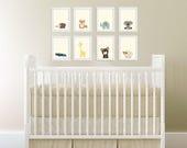 Modern Nursery Decor, Bab...