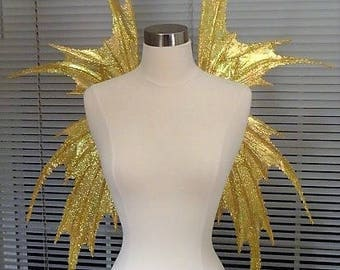 Iridescent Fairy Wing-Large Adult Size