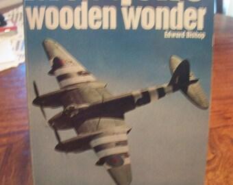 Mosquito Wooden Wonder By Edward Bishop 1971 SB Ballantine Weapons Book #24