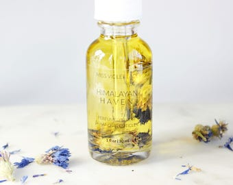 Hand and Cuticle Oil | Manicure Oil with Jasmine and Rose | 100% natural & vegan
