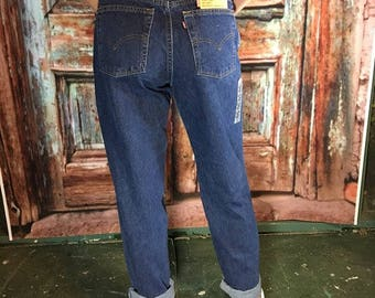 Levi's Red Tab High Waisted Jeans