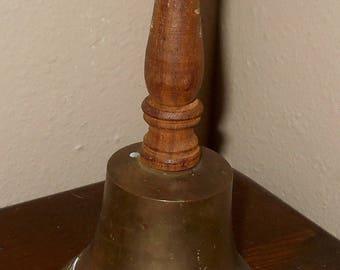 Vintage Bell- Brass Bell - Made in India