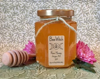 Raw Honey 6oz.