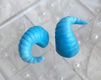 BJD Horns BLUE - Size M