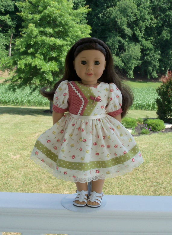 "SUPER SATURDAY SALE!  18"" Size Dress   / Doll Clothes for American Girl®  Maryellen, Kit, Melody"