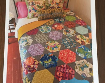 Rosalie, A Quilt Pattern by Valori Wells
