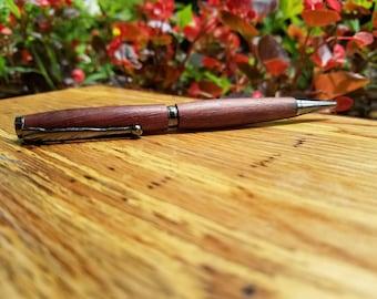 Purpleheart Slimline Twist Pen