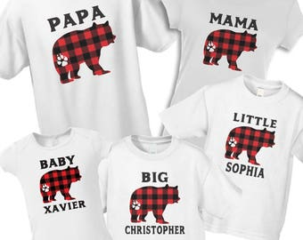 Mama Bear Shirt Etsy