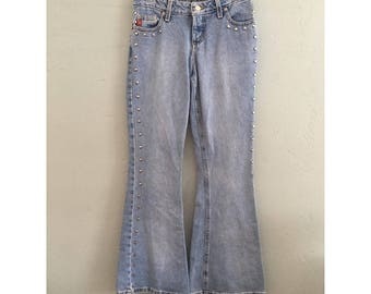 90s Mudd Denim Embellished Jeans