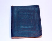 Vintage Little Leather Library Book, Vintage Dr Jekyll and Mr Hyde Book, Small Classic Story Book