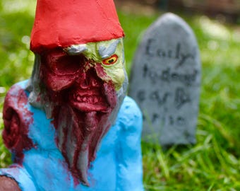Zombie Gnomes: Early Earl