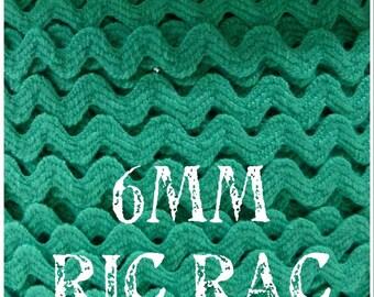 6mm Ric Rac