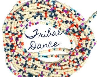 Tribal Dance ~ YourWaistBeads.com