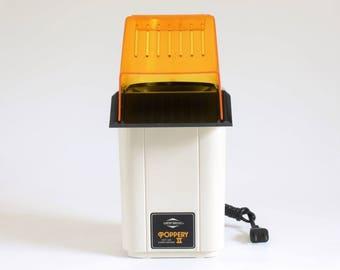 West Bend Poppery II Popcorn Popper Coffee Roaster Small Appliance 82102