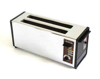 Sunbeam Toaster 4 Slice Slimline 20140, 20-14P Chrome Small Appliance