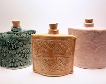 Whiskey Flask Set