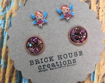 Fairy Earring Set