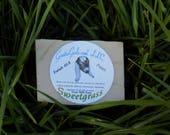 Sweetgrass Goat Milk Soap