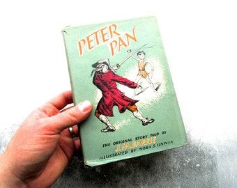 Vintage 1953 'Peter Pan' Hardback Book