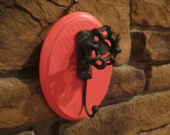 FREE SHIPPING - Wall Hanging Hook Coat, Hat, Towel Hook, Rack