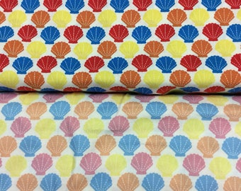 Fabric Freedom under the sea in 2 colours FF886 by the Half Metre