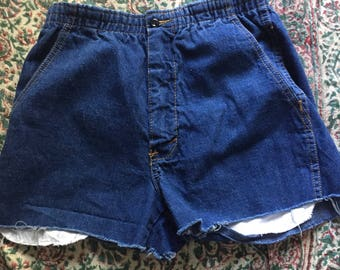 Vintage 80s cut offs size small