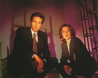 1996 Topps The X-Files Season 2 Trading Card Set