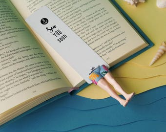 MYBOOKMARK // Mr. HOT // Summer Time Collection // Handmade and crafted with love //  Back to school gift  //