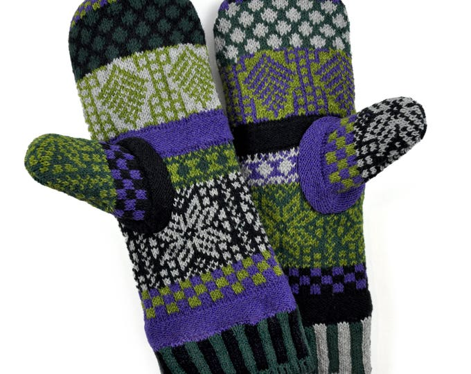 Solmate Accessories - Balsam Fleece Lined Mittens Limited - Available to order through midnight November 27th!
