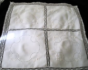 how to make a bobbin lace pillow