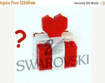 ON SALE Surprise gift made from LEGO (R) bricks with or without Swarovski crystals Type 2