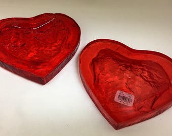 Heart Trays