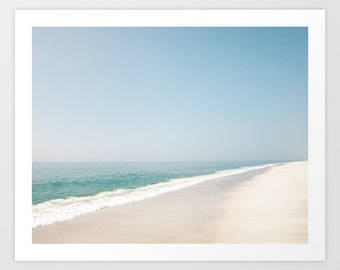 SALE Beach print, beach prints, canvas art, large wall art, beach photography, beach wall art, canvas wall art, coastal wall art,coastal art