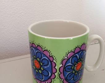 Vintage Villeroy and Boch mug