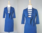 Sailor Dress / Vtg 50s / ...
